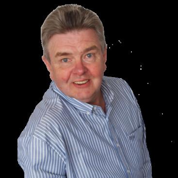 Belfast 247 Radio presenter Kenny Tosh