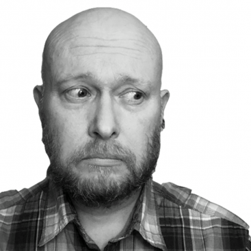 Belfast 247 Radio presenter Phil Holmes